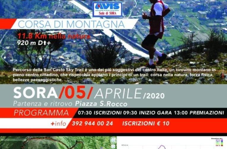 SANCASTO SKYTRAIL 2020 FOR AVIS SORA
